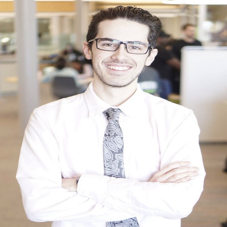Zach Bouvier Marketing Media Specialist Allea Marketing Solutions